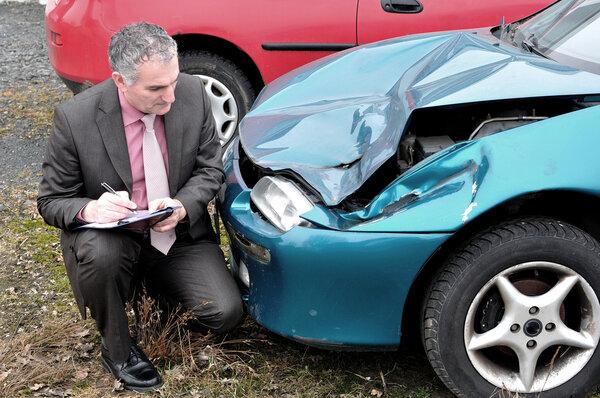 Omfattar inte skador på det egna fordonet